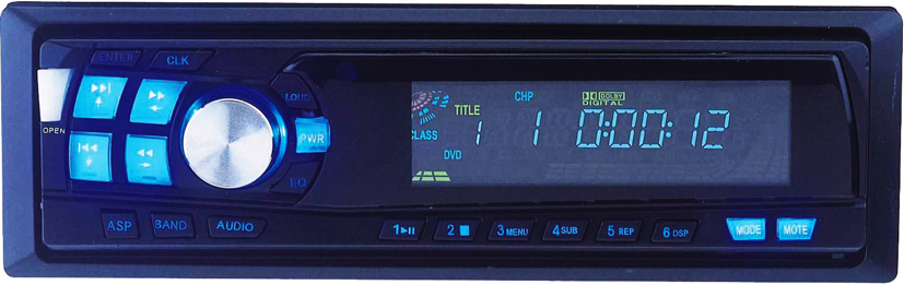 www.autodvd.net-Toronto-可拆卸面板式DVD/VCD/MP3/CD-RW/DVDR/FM/AM- IN-DASH/ 4X40W AMP播放器